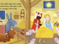 nativity flap book3