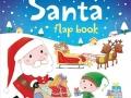 santa-flap-book