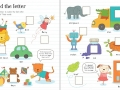 alphabet sticker book2