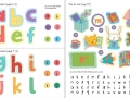 alphabet sticker book3