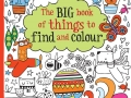 big book of things to find and colour