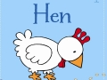 hen cloth book