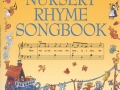 nursery rhymes songbook