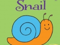 snail cloth book