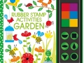 rubber stamp garden