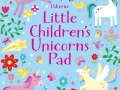 little-childrens-unicorn-pad