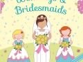 first colouring book weddings