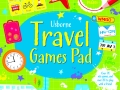 12. travel games pad