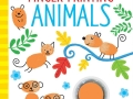fingerprint animals mini