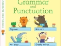 grammar and punctuation practice pad