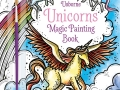 unicorns magic painting