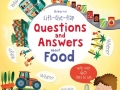 q&a about food