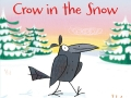 crow-in-the-snow