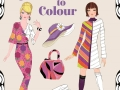 60's fashion to colour