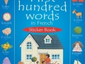 first hundred words in french st b