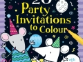 20 PARTY INVITATIONS
