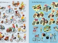 first sticker book cycling3