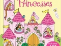 first sticker book princess