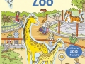 first sticker book zoo