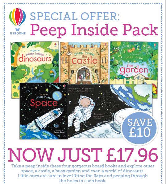 peep inside pack