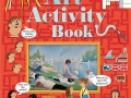 art-activity-book