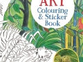 art-colouringsticker-book