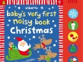 baby's very first noisy chrismtas