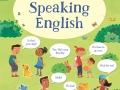 first sb speaking english
