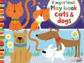 baby's very first  play book cats and dogs