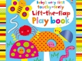 baby's very first touchy feely lift the flap play book