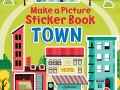 make a picture town