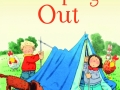 7. camping out