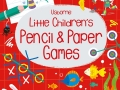 little children pencil and papers