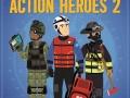 sticker action heros 2