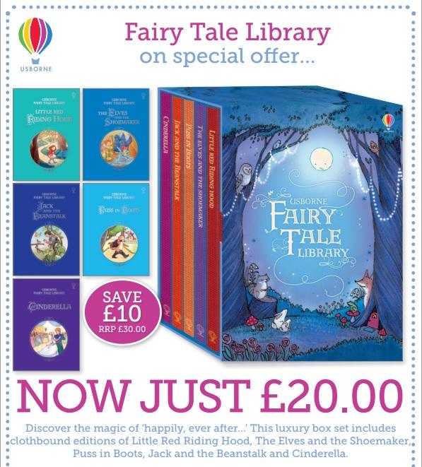 fairy tale library