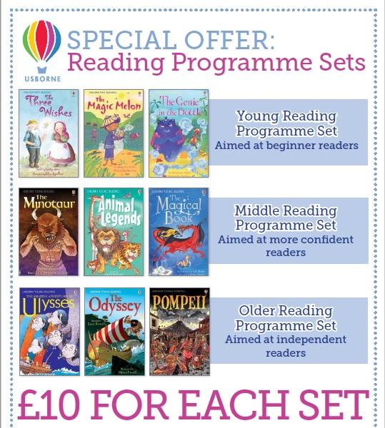 reading programme sets